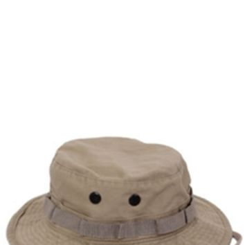 Rothco Boonie Hat For Men in Khaki 5902