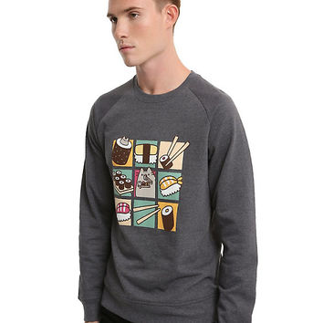 Pusheen Sushi Sweatshirt