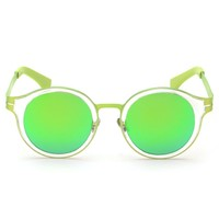 Fire Squad Sunglasses | Green