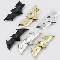 Batman Fidget Spinner Plastic The Avengers Bat Hand Toy Finger Decompression Toys For ADHD EDC Gift #E
