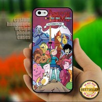 Adventure Time with Fionna Cake - Print on Hard Cover for iPhone 4,4S
