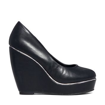 Call It Spring Naeve Heeled Wedge Shoe