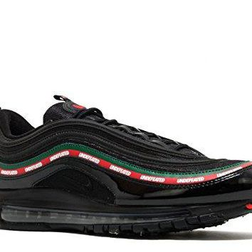 Nike Mens Air Max 97 OG Undefeated Black/Red-Green Leather