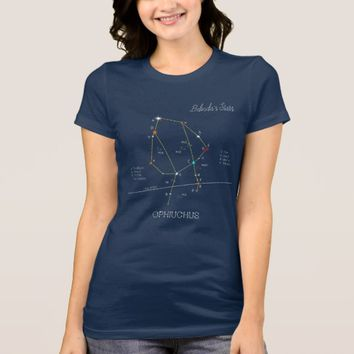 Constellation OPHIUCHUS unique, stunning T-Shirt