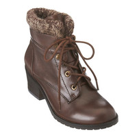 Nine West: Finnley Lace Up Booties