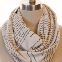 Romans 12 Book Scarf