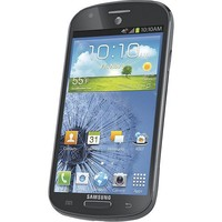 AT&T GoPhone - Samsung Galaxy Express 4G LTE No-Contract Cell Phone - Dark Gray