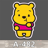 styling decor sticker on auto laptop sticker decal motorcycle fridge skateboard doodle stickers accessories A-482