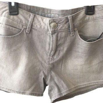 Articles of Society NWT Grey Denim Shorts - Wash Chica Short Cliff Size 26 $46