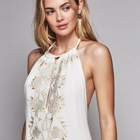 Free People Juliet Halter Dress