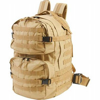 Extreme Pak Water-Resistant, Heavy-Duty Army Backpack