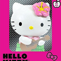 Chroma 48006 Hello Kitty Hula Dancer Dashboard Auto Ornamentz