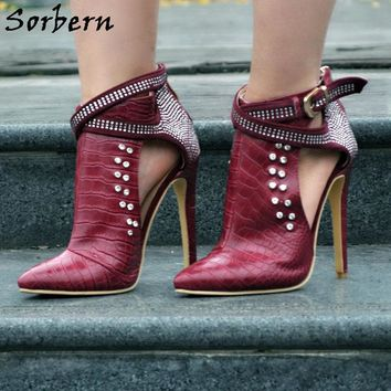 Shoeselfee Charming Boots