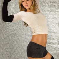 Arm Warmers with Thumb Hole Sexy Chic High Quality by KD dance New York Warm Cozy Made In USA
