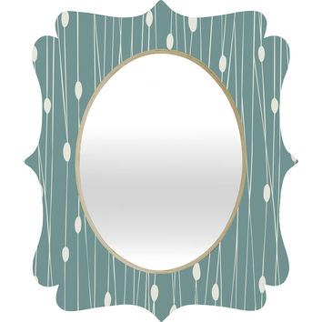 Heather Dutton Entangled Quatrefoil Mirror