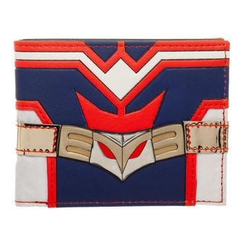 My Hero Academia All Might Costume Wallet