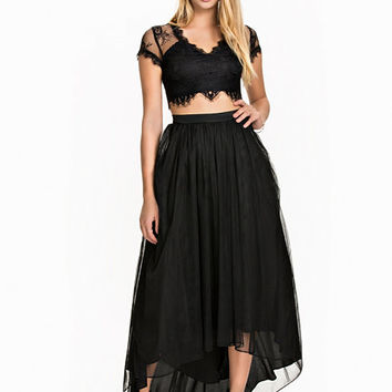 Maxi Tulle Set, NLY Eve