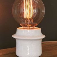 Petite Ceramic Table Lamp - Urban Outfitters