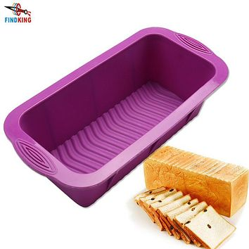 FINDKING DlY 3D 25.5*13*7cm 150g Silicone Cake Mold Baking Tools Bakeware Maker