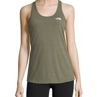 The North Face Play Hard Racerback Tank | Neiman Marcus