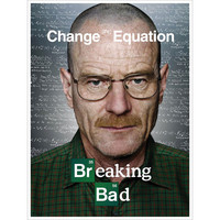 Breaking Bad - Domestic Poster