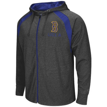 UCLA Bruins Lift Full Zip Hoodie – Charcoal