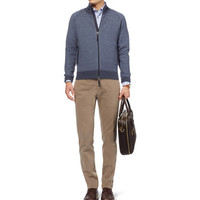 Doriani - Zipped Cashmere Cardigan | MR PORTER