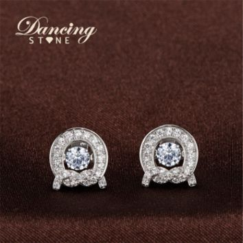 Luxury Love Swarovski Crystal Earrings