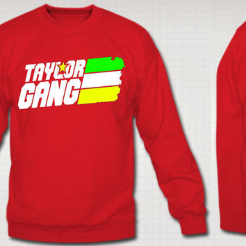 Taylor Gang Crew Neck Sweatshirt