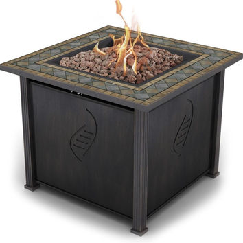 """Bond Rockwell 68156 Gas Fire Table 30"""""""