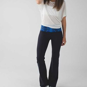 Groove Pant III (Tall) *Full-On Luon