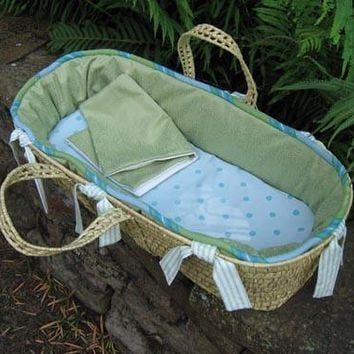 Kirby Moses Basket