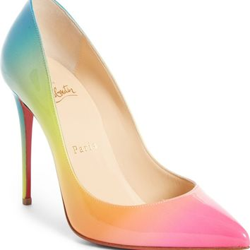 Christian Louboutin Rainbow Pigalle Follies Pump (Women) | Nordstrom