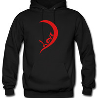 one love right side Hoodie