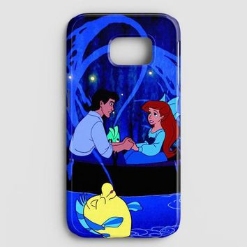 Ariel Little Mermaid Tattoo Samsung Galaxy S8 Plus Case