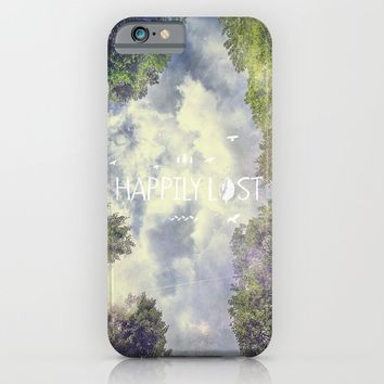 Happily Lost II iPhone & iPod Case by HappyMelvin