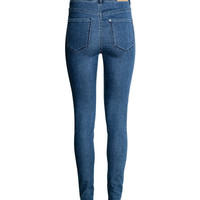 Super Skinny High Jeggings - from H&M