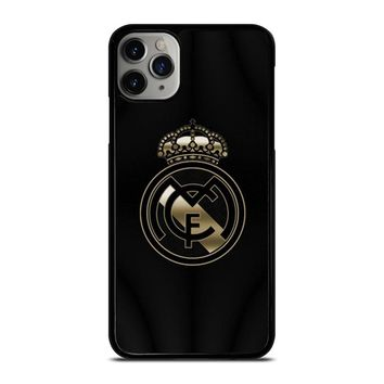 REAL MADRID GOLD 2 iPhone Case Cover