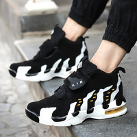 New Men Basketball Shoes Breathable Comfort Men Sports Shoes Wear-resisting Sweat-absorbant Unisex Men Sneakers Athletic Outdoor