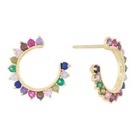 Revolve Rainbow Earrings