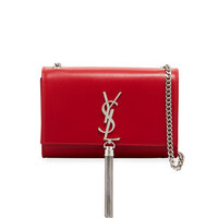 Saint Laurent Kate Small Chain Tassel Crossbody Bag