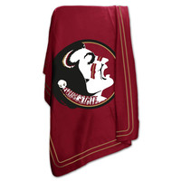 Florida State Seminoles NCAA Classic Fleece Blanket