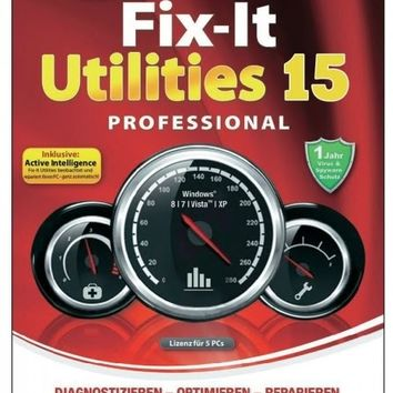 Fix-it Utilities Professional 15 Full Serial Free Download ~ Free Crack Files