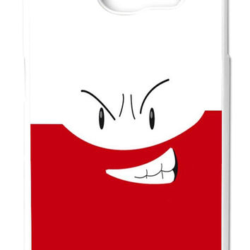 Pokemon Electrode Samsung Galaxy S6 Cases - Hard Plastic, Rubber Case