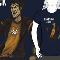 Handsome Jack by maddisonlea