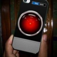 Hal 9000 Hello Dave iPhone Case And Samsung Galaxy Case