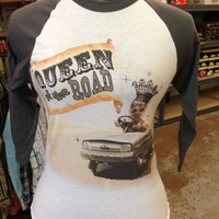 Gina Queen Of The Road Tee