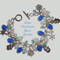 Winter Wonderland Charm Bracelet
