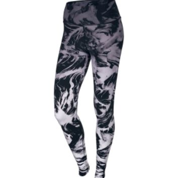 Nike Women's Legendary Engineered Waterfall Printed Tights | DICK'S Sporting Goods