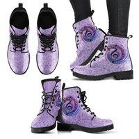 Magical Music Notes Boots